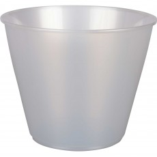 White Frosty Tumbler Big Party Plastic Cups