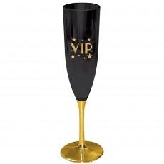 Glitz & Glam Champagne Glasses Plastic Cups