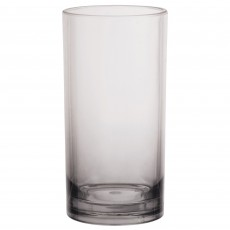 Clear Party Supplies - Plastic Glass Premium Ombre Highball Tumbler