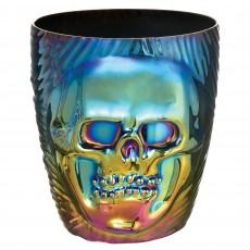 Halloween Party Supplies - Plastic Glasses - Midnight Mayhem