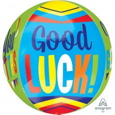 Good Luck Party Decorations - Shaped Balloon Orbz XL