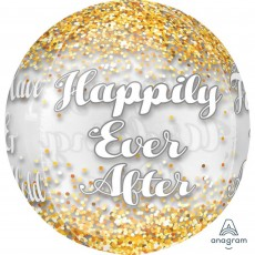 Wedding Confetti Shaped Balloon