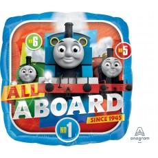Thomas & Friends All Aboard Standard HX Foil Balloon