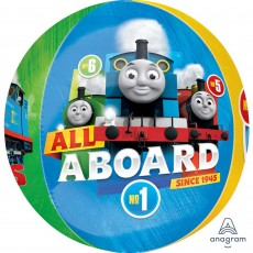 Thomas & Friends All Aboard Shaped Balloon