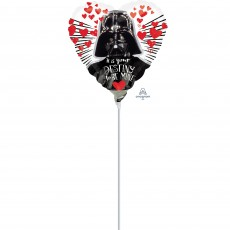 Star Wars Shaped Balloon