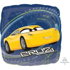 Disney Cars Standard HX Cruz Foil Balloon
