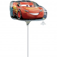 Disney Cars 3 Mini Shaped Balloon