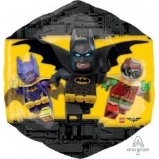 Lego Party Decorations - Shaped Balloon SuperShape XL Lego Batman