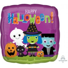 Halloween Friends Standard XL Shaped Balloon