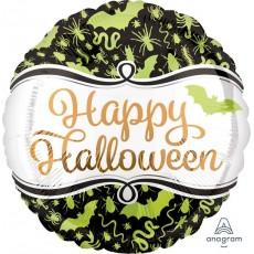 Halloween Standard HX Creepy Critters Foil Balloon
