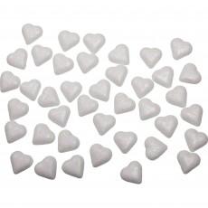 Love Iridescent Heart Table Scatters Confetti