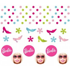 Barbie All Doll'd Up Confetti