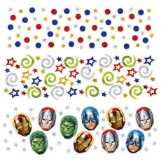 Avengers Assemble Value Pack Confetti
