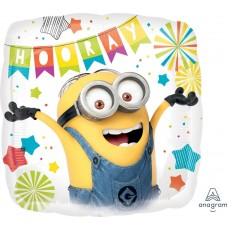 Minions Despicable Me Standard HX Shaped Balloon