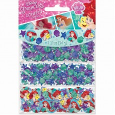 The Little Mermaid Ariel Dream Big Confetti