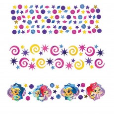Shimmer & Shine Value Pack Confetti