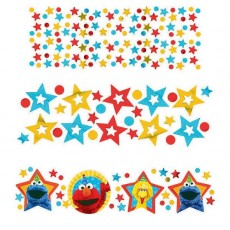Sesame Street Confetti 34g Single Pack
