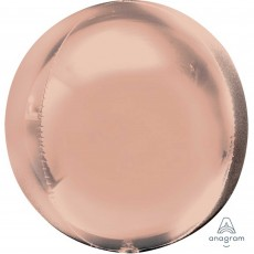 Pink Rose Gold Packaged Shaped Balloon