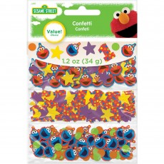 Elmo Turns One Confetti 34g Single Pack