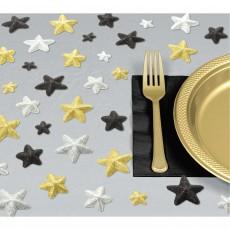 Glitz & Glam Party Decorations - Confetti Star Scatters