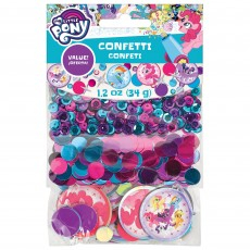 My Little Pony Party Decorations - Confetti Friendship Adventures