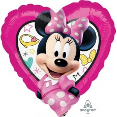 Minnie Mouse Happy Helpers Standard HX Shaped Balloon