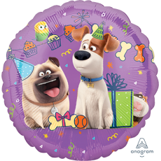 The Secret Life of Pets Standard HX Foil Balloon