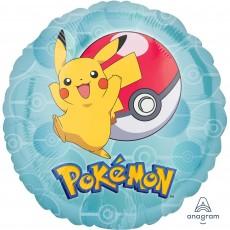 Pokemon Standard HX Foil Balloon