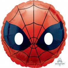 Spider-Man Standard HX Emoji Foil Balloon