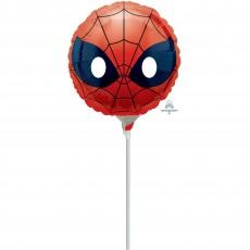 Spider-Man Emoji Foil Balloon
