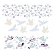 Wedding Dove Confetti