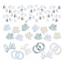 Wedding Bells Confetti 34g