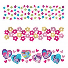 My Little Pony Party Decorations - Confetti Friendship