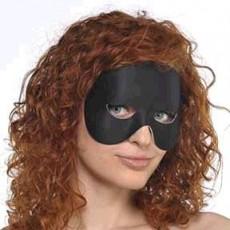 Black Gala Mask Head Accessorie