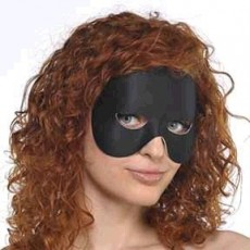 Black Party Supplies - Gala Mask
