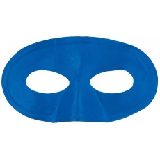 Blue Party Supplies - Eye Mask Blue