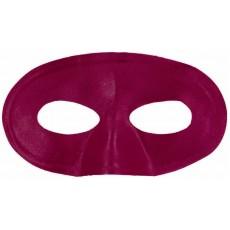 State of Origin Party Supplies - Eye Mask Burgundy