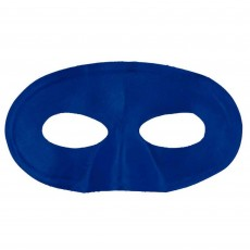 Blue Party Supplies - Eye Mask Navy Blue
