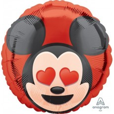 Mickey Mouse Emoji Standard HX Foil Balloon