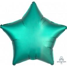 Green Satin Luxe Jade Standard XL Shaped Balloon