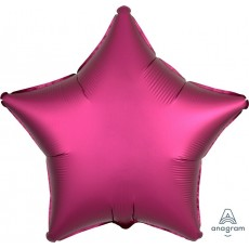 Pink Satin Luxe Pomegranate Standard XL Shaped Balloon