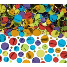 Dots Multi Coloured  Confetti