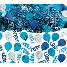 Blue Balloon Confetti 70g