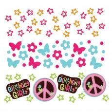 Hippie Chick Confetti