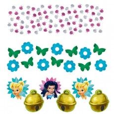 Disney Fairies Tinker Bell & Best Friends Fairies Confetti