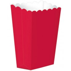 Red Apple Small Favour Favour Boxes