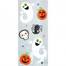 Halloween Party Supplies - Favour Bags - Family Friendly Small Cello