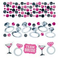 Hens Night Team Bride Confetti 34g