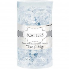 Clear Scatters Confetti