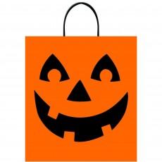 Halloween Deluxe Jack-O'-Lantern Loot Favour Bag